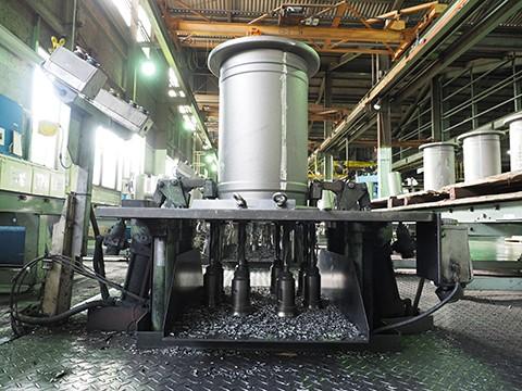 HASは、鋳物の加工と組立に強い!