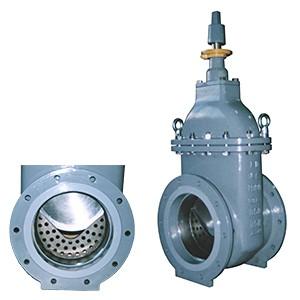 流量制御水道用仕切弁 フロコン仕切弁