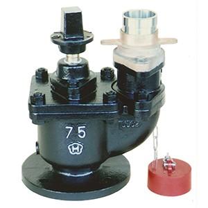 水道用地下式消火栓 単口