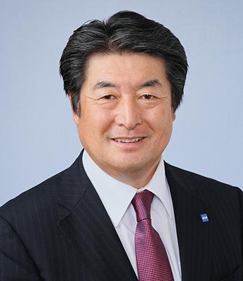 代表取締役社長 犬塚 宣明